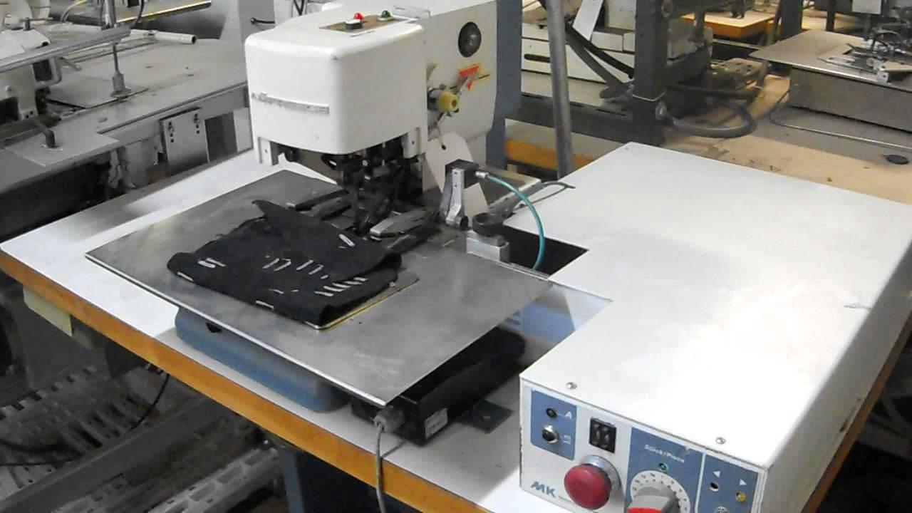 Reece 4000 con index autom pastori srl macchine da for Macchine da cucire usate