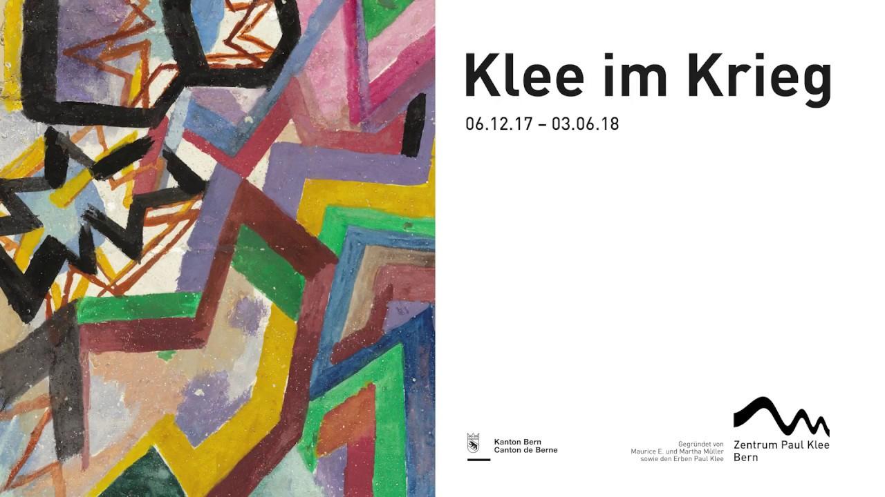 Klee In Wartime Zentrum Paul Klee