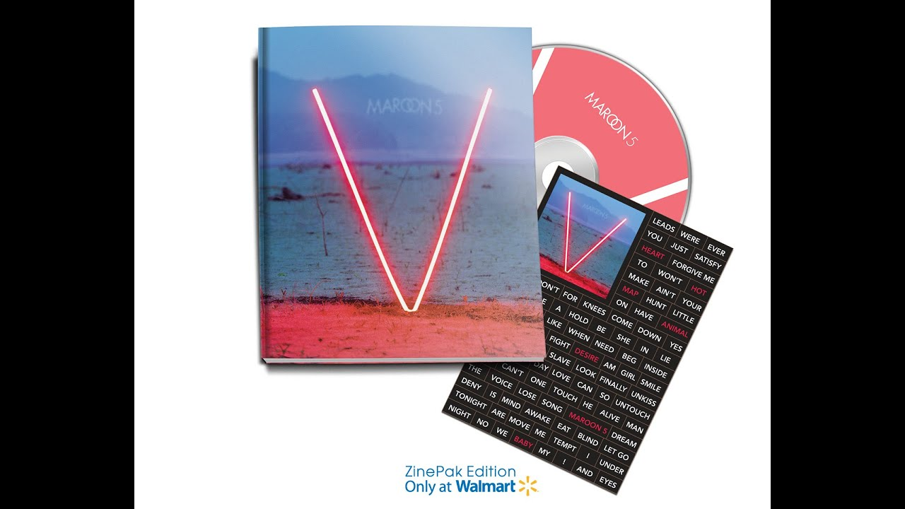free download maroon 5 v full album rar