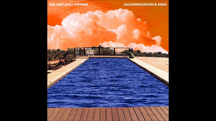 red hot chili peppers  californication demos bsides rough mixes