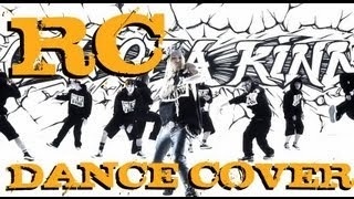 Gambar cover G-DRAGON ONE OF A KIND MV DANCE COVER BIG BANG DANCE OFF