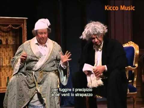 Gaetano Donizetti - Il Campanello - Sottotitoli italiano