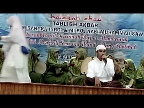 Sholawatan bersama Habib Al Habsi