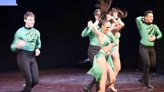 Aytunc Benturk D.A 2016 yıl sonu ABDA DANCERS GRUP DIAMANTE  CEM &MELİSA GRUP