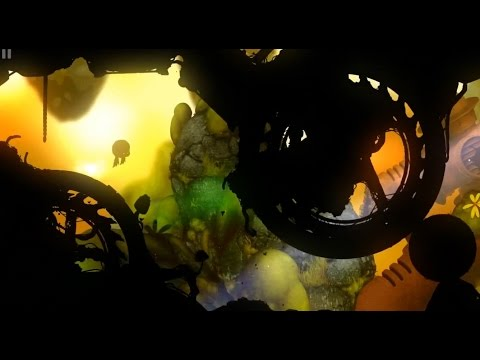 BADLAND 2 Android Gameplay (android /iOS)