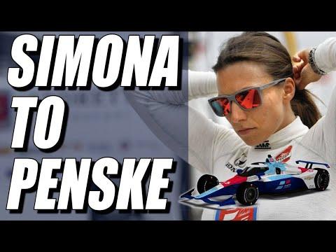 Simona to Penske for Indy - Paretta Autosport