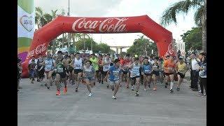 Exitoso cierre de las maratones barriales en Costanera Sur
