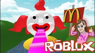 who FIRST ORDERED McDonald's 🍔 (Roblox Obby)