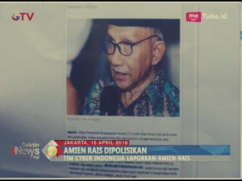 Bicara Soal PARTAI SETAN, Eh AMIEN RAIS Dipolisikan - BIP 16/04