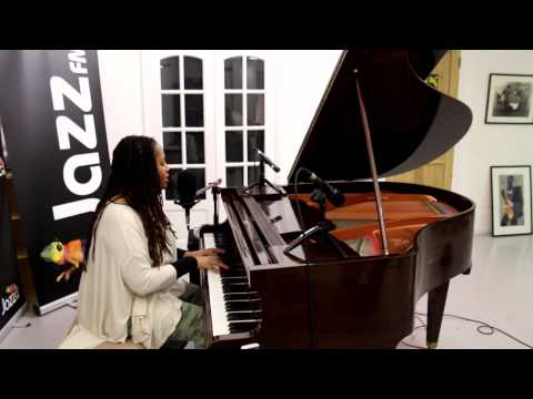 Lalah Hathaway 'Boston' Live Session for Jazz FM
