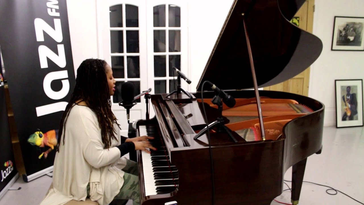 Lalah Hathaway | 'Boston' Live Session for Jazz FM
