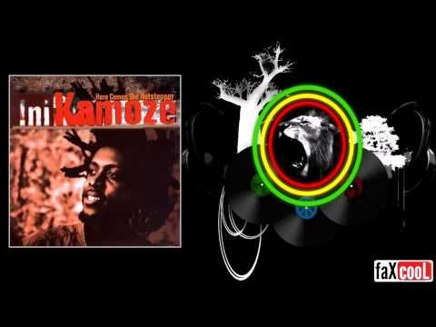 Ini Kamoze - Here Comes The Hotstepper (STP RMX)