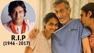 Bollywoods Veteran actor Vinod Khanna DIES from cancer   Breaking News