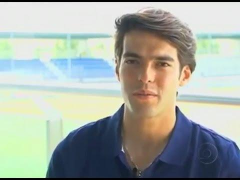 Kaká - Entrevista ao Esporte Espetacular 02/09/12