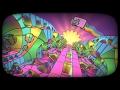 Nyan Cat in Fractal Land (3D WebGL remix