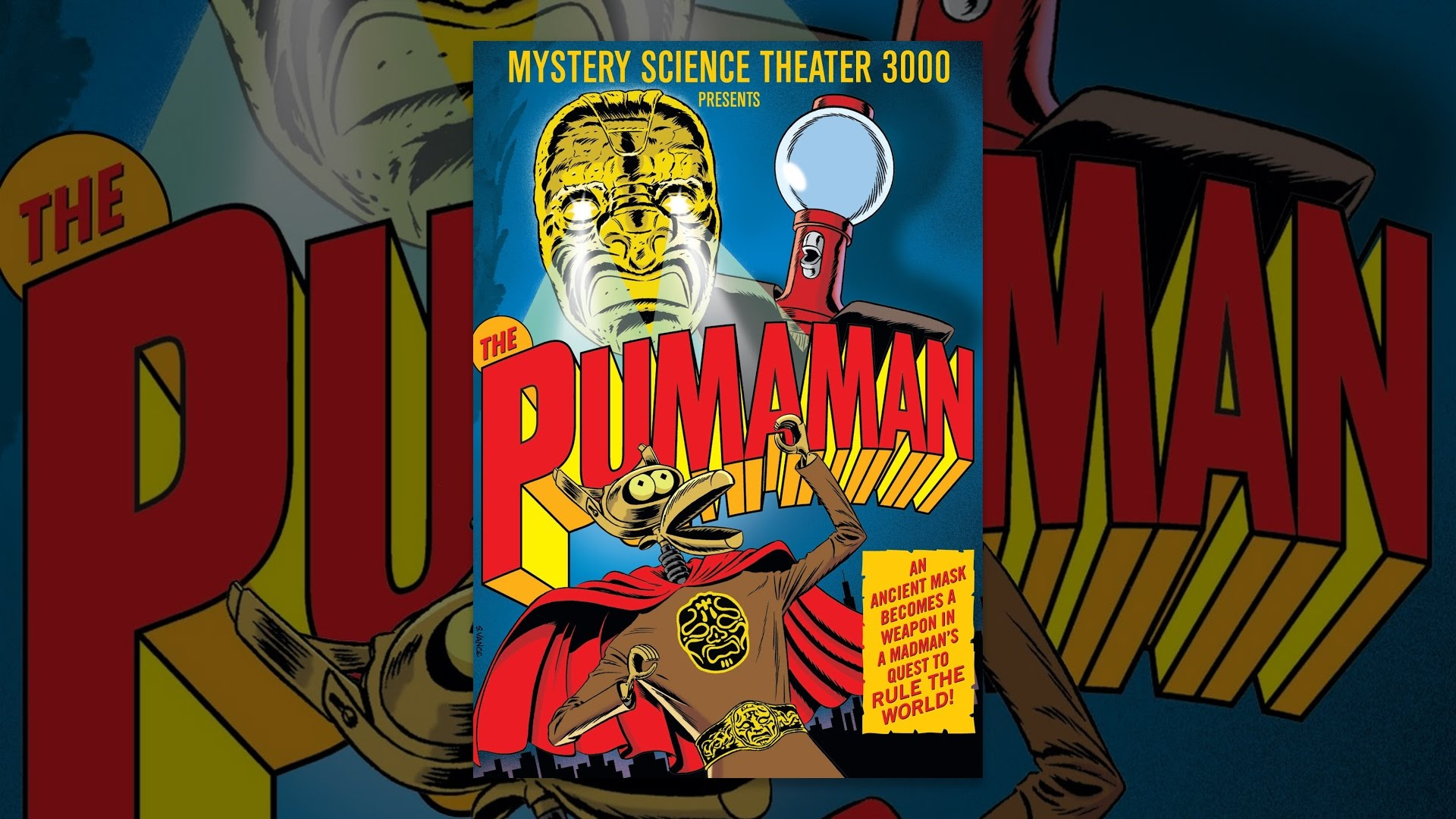 Download Mystery Science Theater 3000: The Pumaman