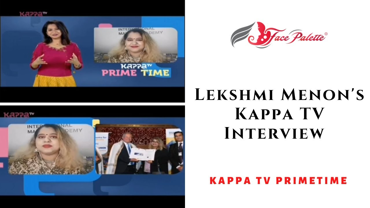 Lekshmi Menon's Kappa TV Interview  | Kappa TV PrimeTime    #kappatv #interview