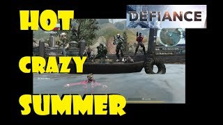 Defiance Gameplay with DraculaSWBF2 - Hot Crazy Summer 06/13/2017