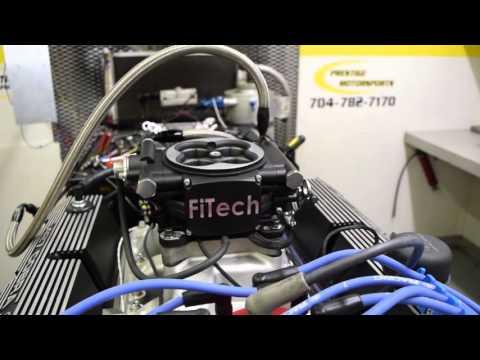 Dyno Results: FiTech EFI Versus 750 Carburetor - YouTube
