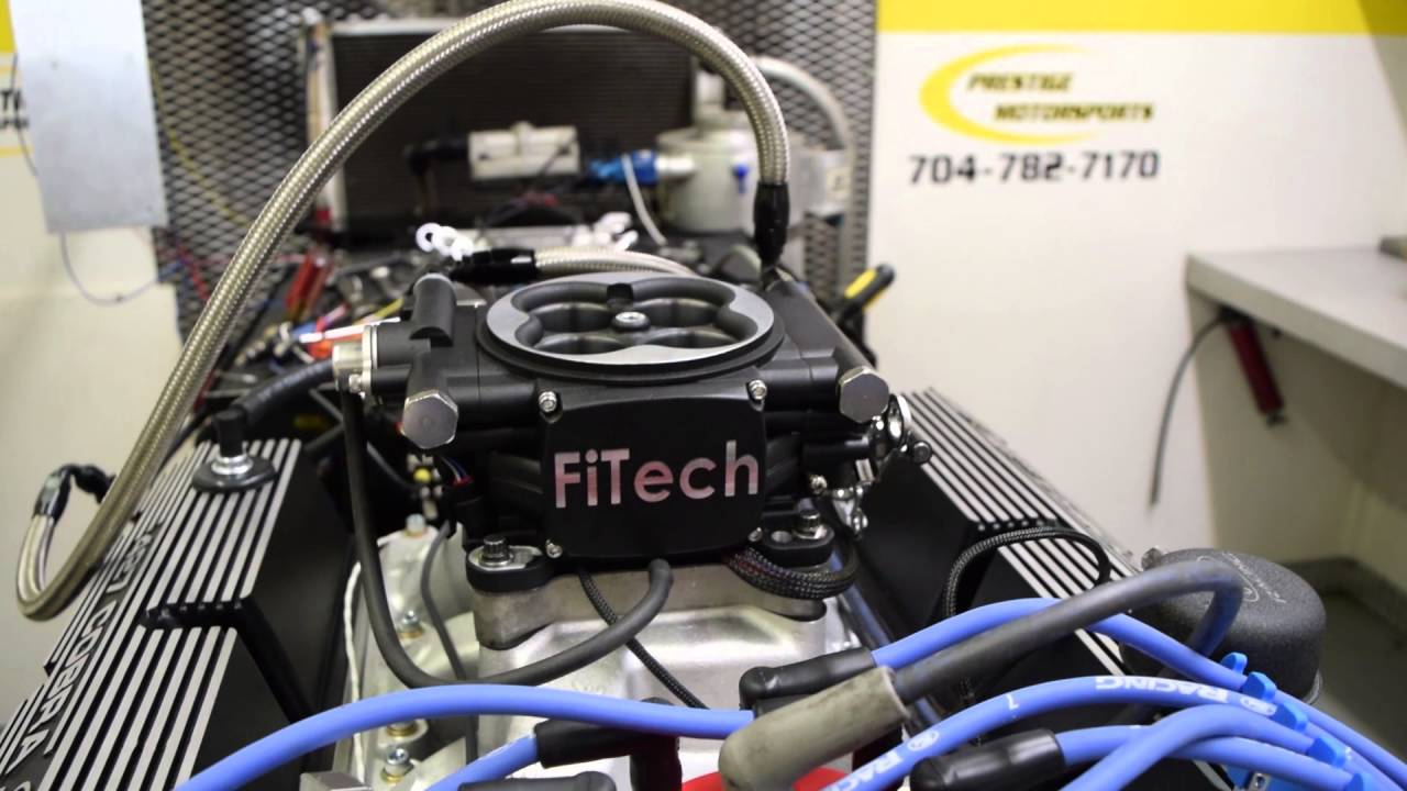 Dyno Results Fitech Efi Versus 750 Carburetor Youtube Ford 800 12 Volt Wiring Diagram