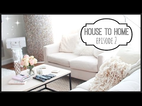 House to Home Episode 2: Condo Decor! ♥ MakeupMAYhem Day 2