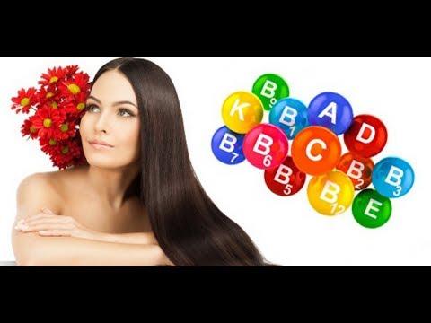 Здоровые волосы-Результат применения органического питания Vertera ® Fladt Natalya Official Channel