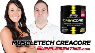 MuscleTech Creacore Review - Supplementing.com
