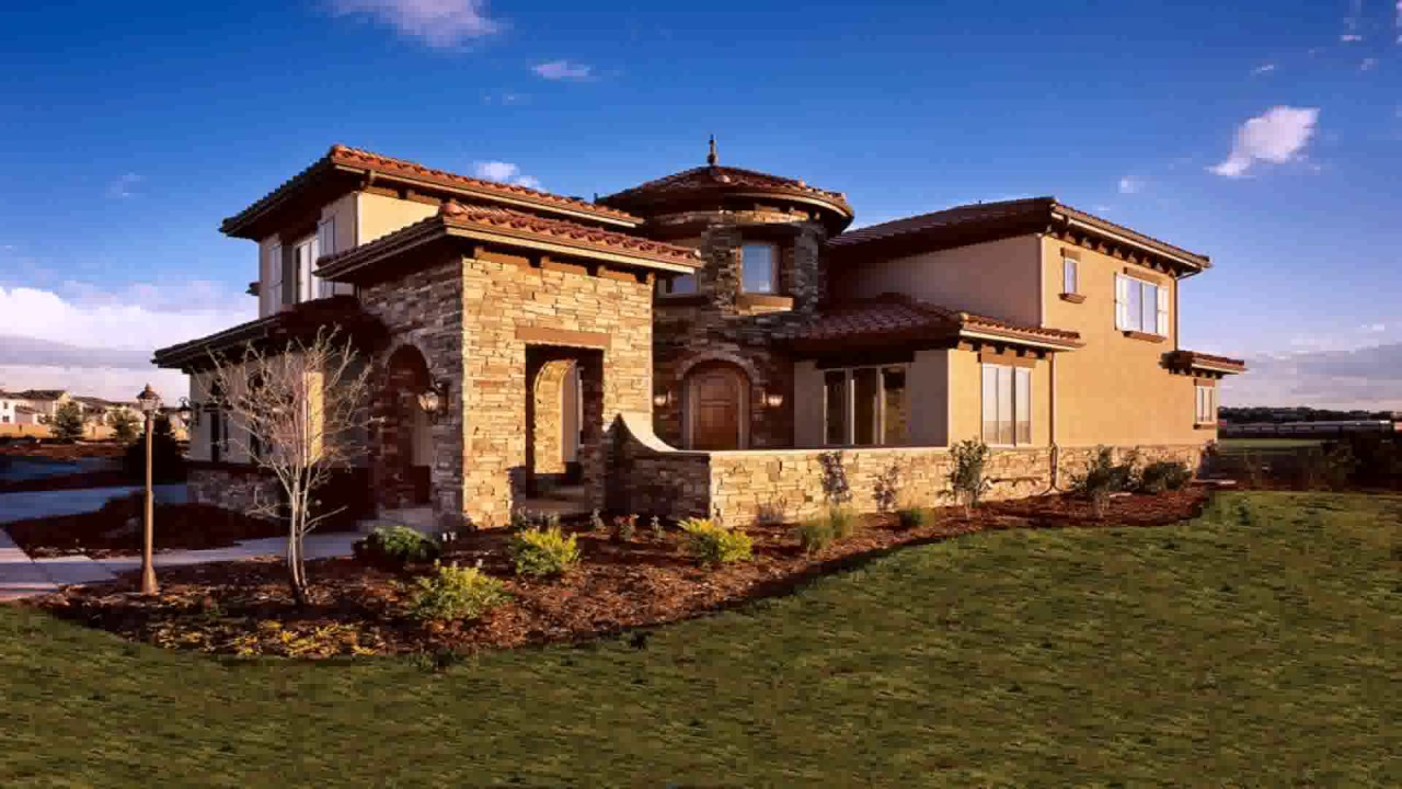 Mediterranean Style House Plans Courtyard