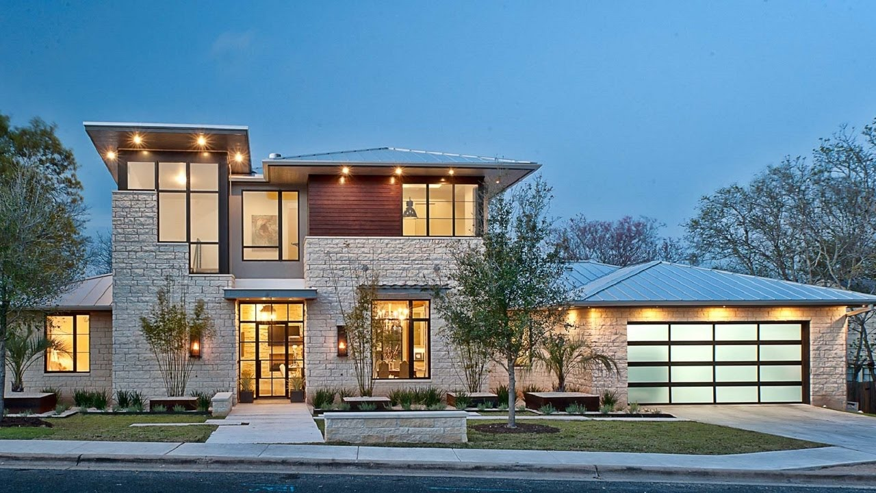 Top 20 Modern House Plans 2016 Modern House Plans At Architectural