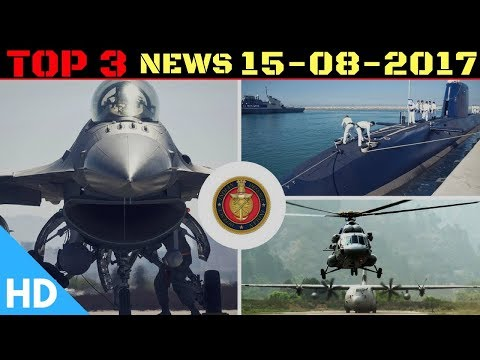 Top 3 Latest Headlines : Indian Defence Updates : F-16 Tech Transfer, Israeli Tech For Submarines