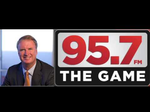 Bob Hilliard Interview on 95.7 The Game