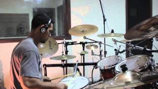 Jhoni Rodrigues   Nile   Unas slayer of the gods drum cover FullHD