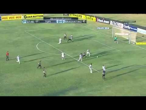 Tupi MG 0 x 1 Bragantino Campeonato Brasileiro Série B 03/09/2016