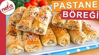 Hazırından Farksız PASTANE BÖREĞİ - Patatesli ve Kıymalı - Nefis Yemek Tarifleri