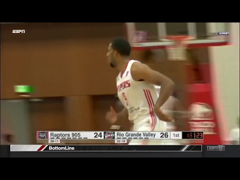Darius Morris Drops Between-the-Legs Dime at NBA D-League Finals Game 1