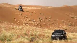Land Rover Adventure Club: Raid Oasis Maroc GT2 - The best Land Rover sand dunes Experience