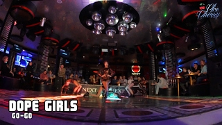 GO-GO SHOW | ICE CHERRY  2017 | DOPE GIRLS | 1 PLACE