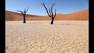 """Блуждающие камни в """"Долине смерти"""". Долина Смерти - Пустыня Мохаве"""