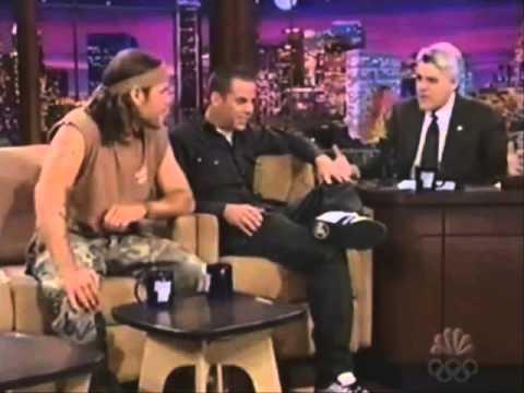 SteveO and Chris Pontius On The Jay Leno  2005