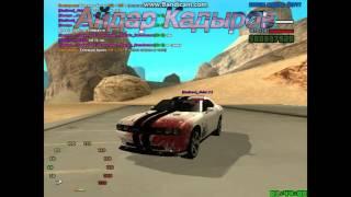 Как скачать  мод  Dodge Challenger SRT8   для GTA San Andreas2