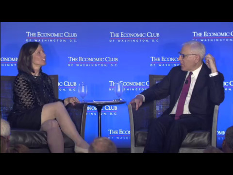 Adena T. Friedman, President and Chief Executive Officer, Nasdaq, Inc.