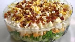 7 Layer Salad 7 Layer Salad