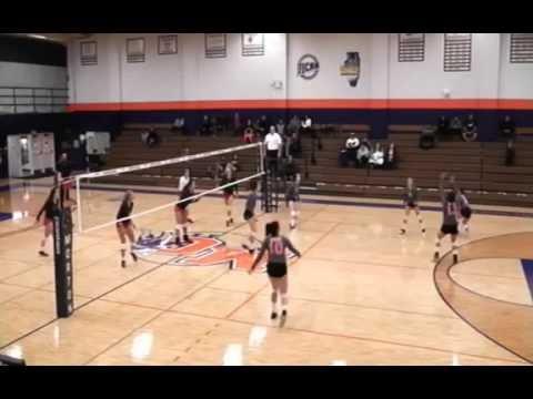 Morton College Volleyball vs Kankakee Community College