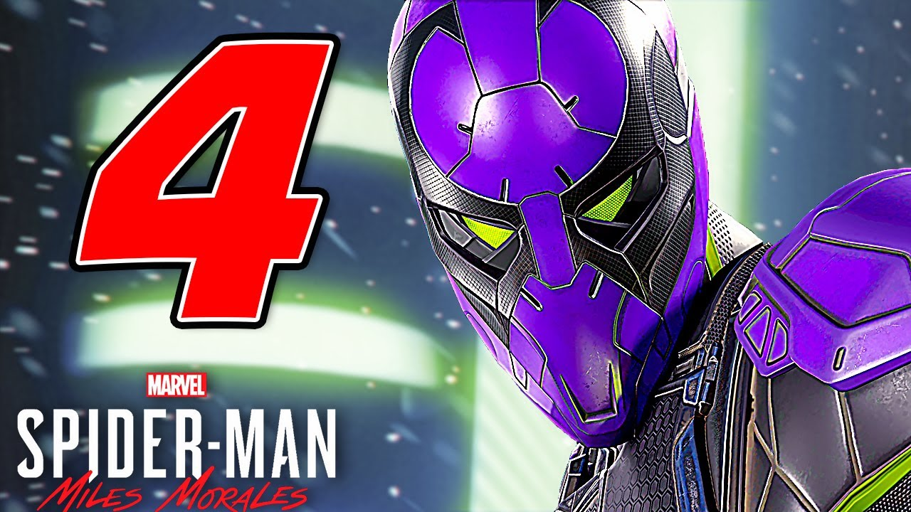 Download PROWLER!! LA VERITÀ!! - SPIDER-MAN MILES MORALES [Walkthrough Gameplay ITA PS5 - PARTE 4]