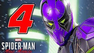 PROWLER!! LA VERITÀ!! - SPIDER-MAN MILES MORALES [Walkthrough Gameplay ITA PS5 - PARTE 4]