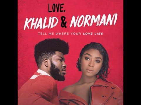 Love Lies (Super Clean Version) (Audio) - Khalid & Normani