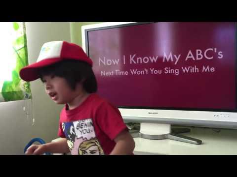 ABC SONG by HAVE FUN TEACHING ☆ IBUKI