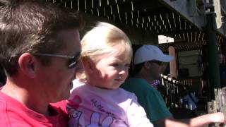 Ruby and Kody at the Zoo