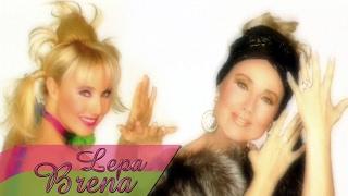 Lepa Brena  Luda za tobom  (Official Video 1996)