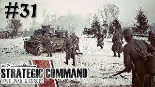 Strategic Command WWII: War in Europe - Germany 31 East Front Action!